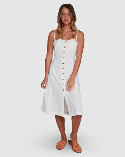 6 Paradiso Dress White 6504478 Billabong