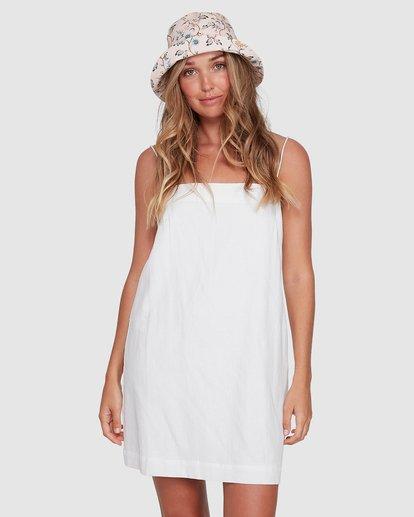 1 Sunset Cotton Dress White 6504479 Billabong