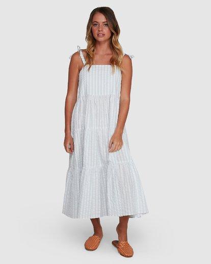 1 Seaspray Maxi Dress Blue 6504480 Billabong