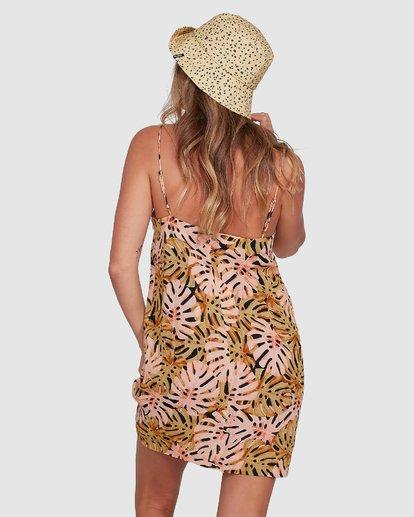 4 Hula Palms Sunset Dress Black 6504486 Billabong