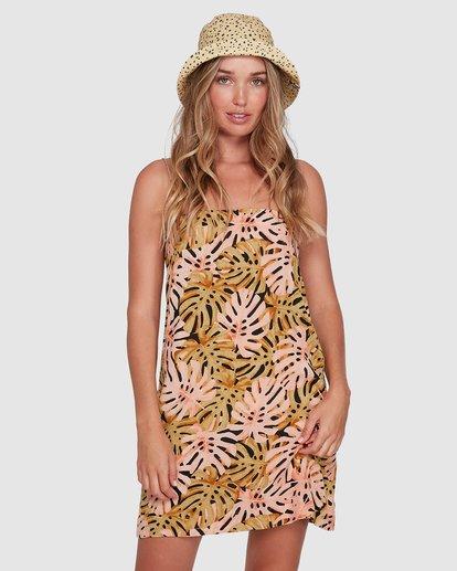 2 Hula Palms Sunset Dress Black 6504486 Billabong