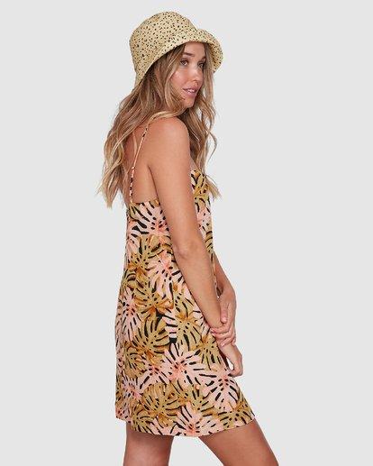 3 Hula Palms Sunset Dress Black 6504486 Billabong