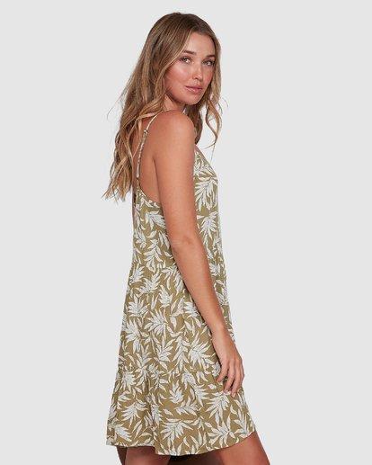 2 Lei Lei Bluebell Dress Green 6504487 Billabong