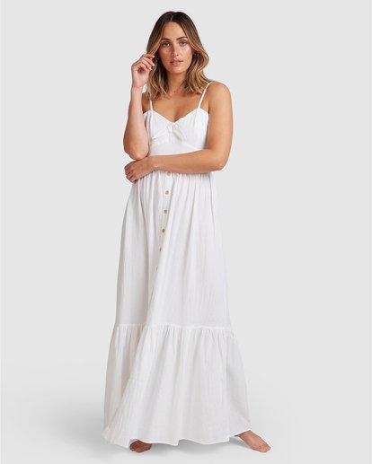 5 Franca Midi Dress White 6504489 Billabong