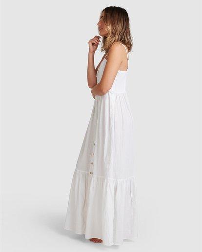 7 Franca Midi Dress White 6504489 Billabong