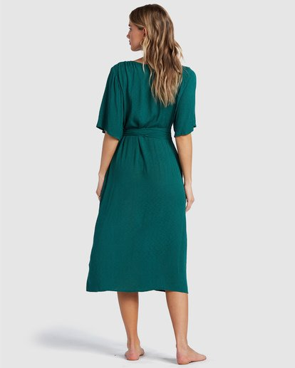 2 Shorebreak Dress Green 6504497 Billabong