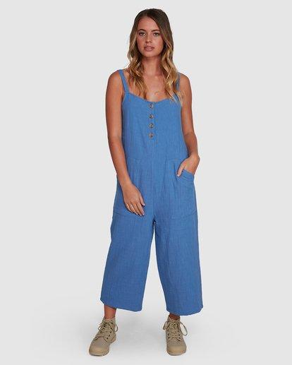4 Daydreamer Jumpsuit Blue 6504532 Billabong