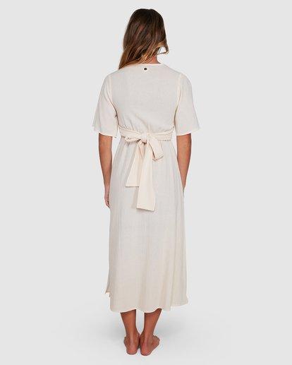3 Cook Island Dress White 6504621 Billabong