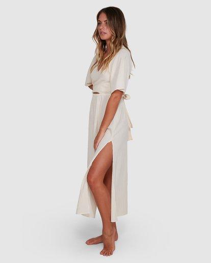 2 Cook Island Dress White 6504621 Billabong