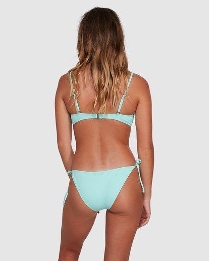 0 Sol Searcher Tie Side Tropic Bikini Bottoms Blue 6504702 Billabong