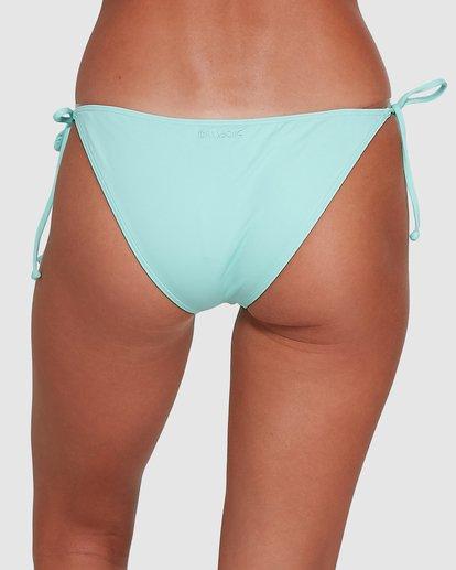 4 Sol Searcher Tie Side Tropic Bikini Bottoms Blue 6504702 Billabong