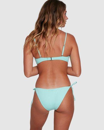 5 Sol Searcher Tie Side Tropic Bikini Bottoms Blue 6504702 Billabong