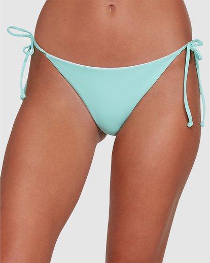 3 Sol Searcher Tie Side Tropic Bikini Bottoms Blue 6504702 Billabong