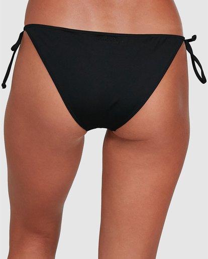4 Sol Searcher Tie Side Tropic Bikini Bottoms Black 6504702 Billabong