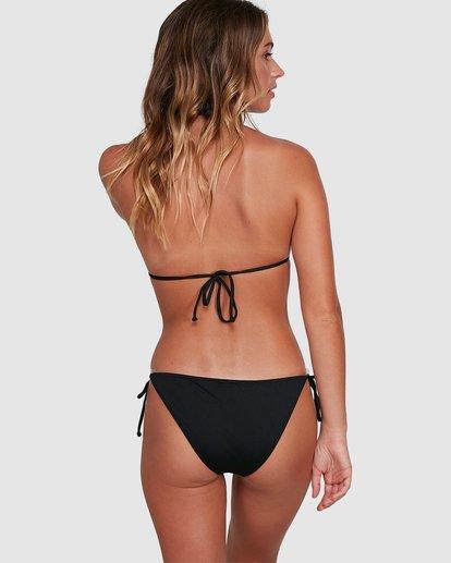 5 Sol Searcher Tie Side Tropic Bikini Bottoms Black 6504702 Billabong