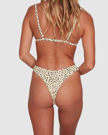 5 Dunes Skimpy Hike Bikini Bottoms Yellow 6504741 Billabong