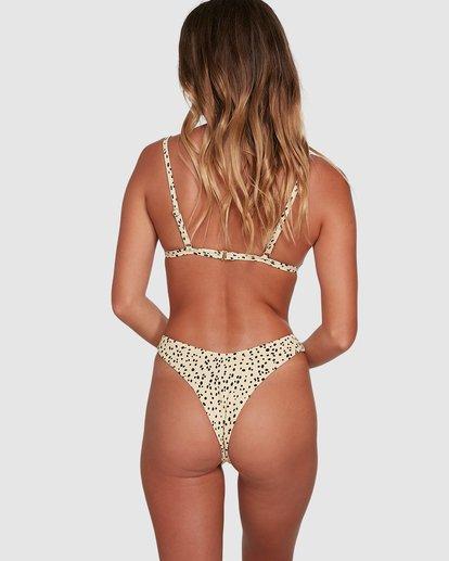 6 Dunes Skimpy Hike Bikini Bottoms Yellow 6504741 Billabong