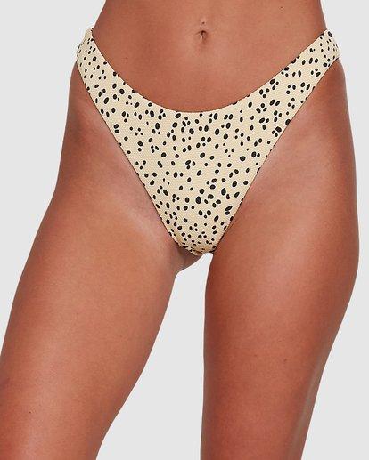 3 Dunes Skimpy Hike Bikini Bottoms Yellow 6504741 Billabong
