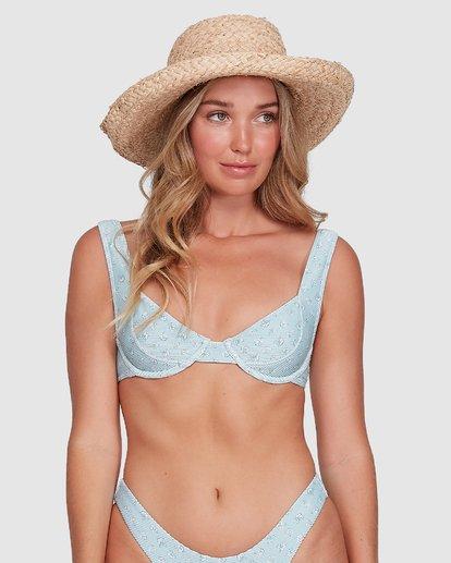 1 Sea Mist Chloe Bra Bikini Top Blue 6504745 Billabong