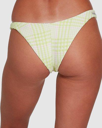 4 Picnic Hike Bikini Bottoms Green 6504762 Billabong
