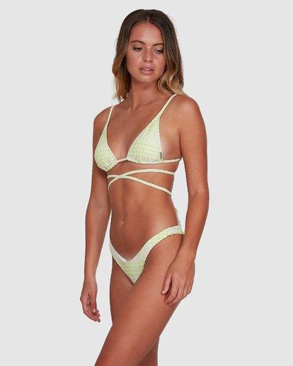 2 Picnic Hike Bikini Bottoms Green 6504762 Billabong