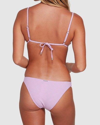 3 Surf Check Tropic Bikini Bottoms Purple 6504773 Billabong