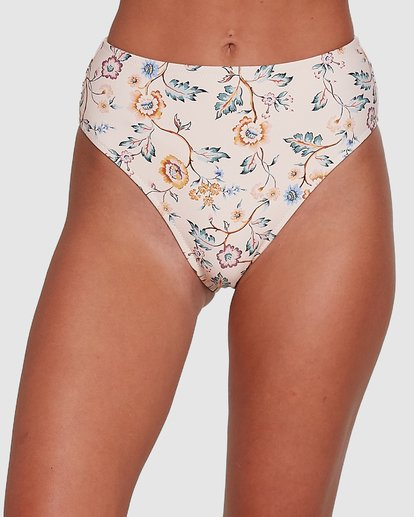 3 This Gypsy Hi Maui Bikini Bottoms Pink 6504783 Billabong