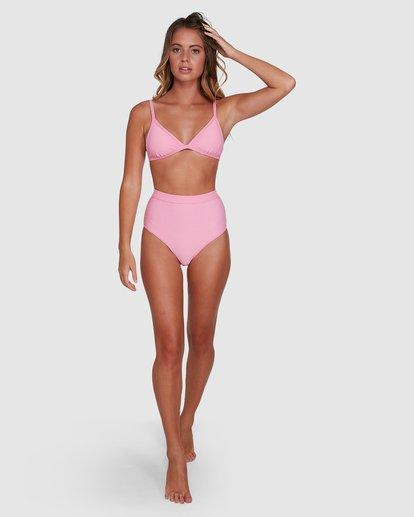 9 Marina Ivy Tri Bikini Top Pink 6504785 Billabong