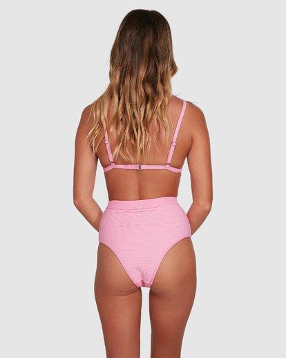 6 Marina Ivy Tri Bikini Top Pink 6504785 Billabong