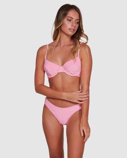 3 Marina Nova D/DD Bra Bikini Top Pink 6504787 Billabong
