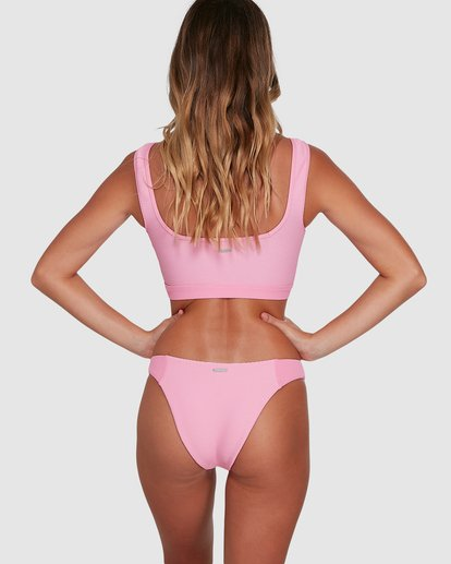 6 Marina Hike Bikini Bottoms Pink 6504788 Billabong