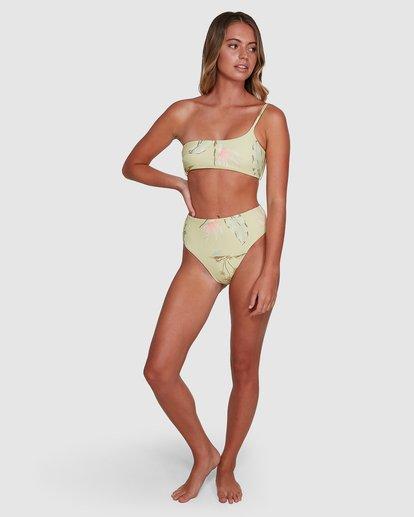 9 Maui Babe Hi Maui Bikini Bottoms Yellow 6504797 Billabong