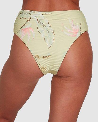 4 Maui Babe Hi Maui Bikini Bottoms Yellow 6504797 Billabong