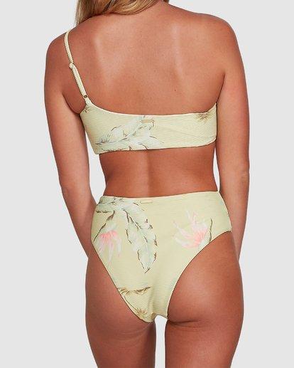 5 Maui Babe Hi Maui Bikini Bottoms Yellow 6504797 Billabong