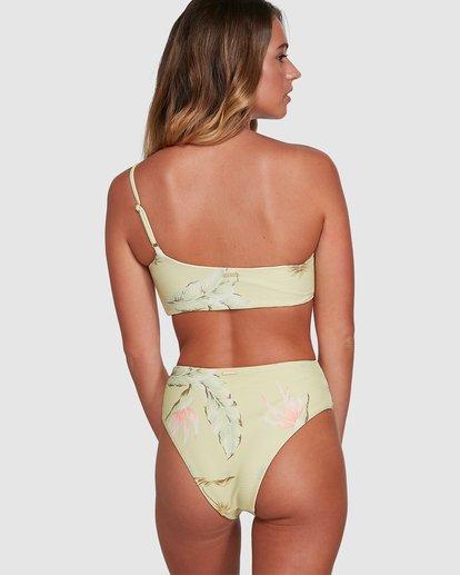 6 Maui Babe Hi Maui Bikini Bottoms Yellow 6504797 Billabong