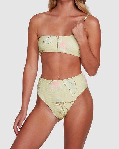 7 Maui Babe Hi Maui Bikini Bottoms Yellow 6504797 Billabong