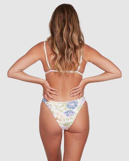 5 You're A Dream Ivy Tri Bikini Top White 6504808 Billabong