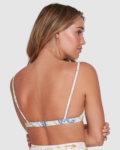 2 You're A Dream Coco Bralette Bikini Top White 6504809 Billabong