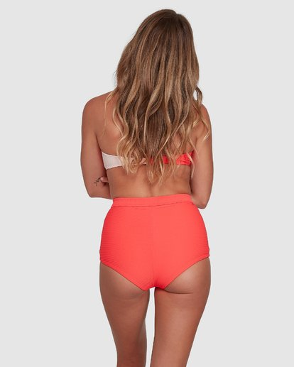 0 Tanlines Avalon Bikini Bottoms Orange 6504819 Billabong
