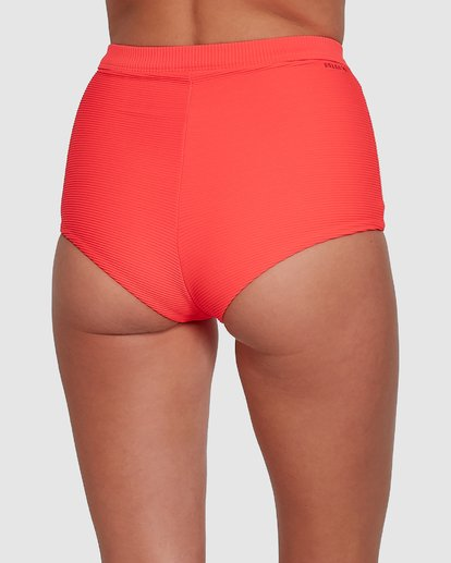 4 Tanlines Avalon Bikini Bottoms Orange 6504819 Billabong