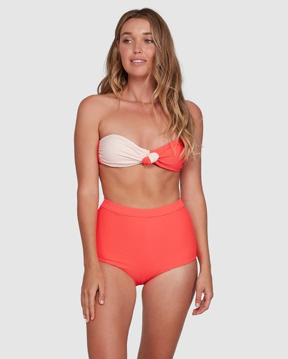 1 Tanlines Avalon Bikini Bottoms Orange 6504819 Billabong