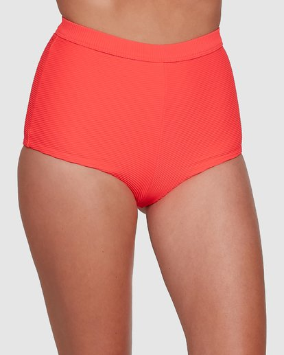 3 Tanlines Avalon Bikini Bottoms Orange 6504819 Billabong