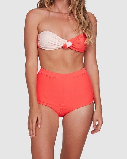 7 Tanlines Avalon Bikini Bottoms Orange 6504819 Billabong