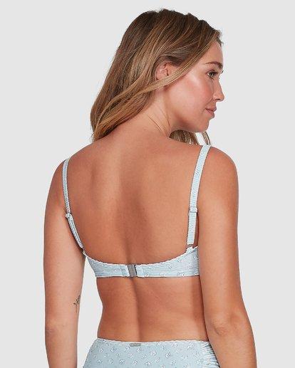 2 Sea Mist Mia D/DD Bralette Bikini Top Blue 6504834 Billabong