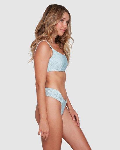 4 Sea Mist Mia D/DD Bralette Bikini Top Blue 6504834 Billabong