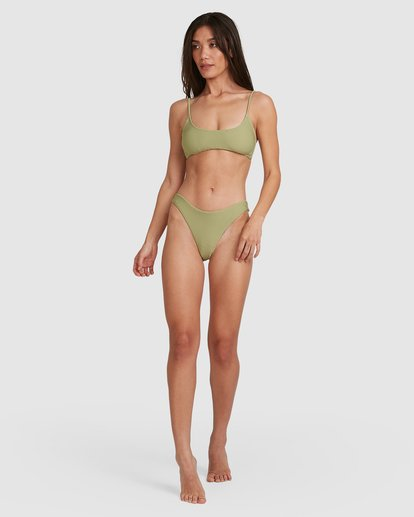 4 Tanlines Bralette Bikini Top Green 6504841 Billabong