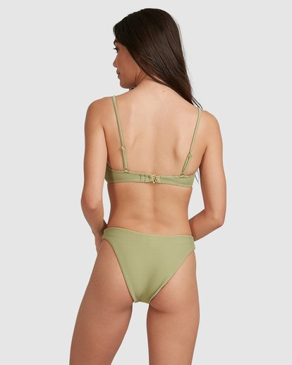 3 Tanlines Bralette Bikini Top Green 6504841 Billabong