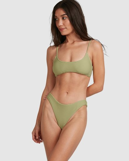 1 Tanlines Bralette Bikini Top Green 6504841 Billabong