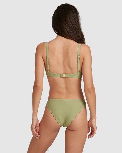 3 Tanlines Mia D/DD Bralette Bikini Top Green 6504842 Billabong