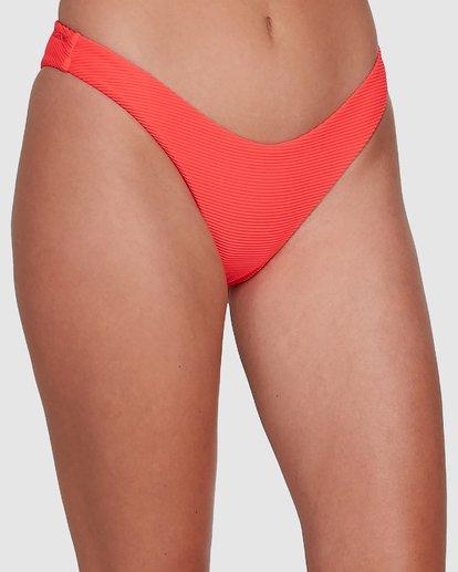 3 Tanlines Hike Bikini Bottoms Orange 6504849 Billabong